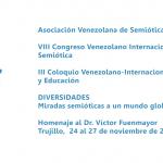 VIII Congreso Venezolano Internacional de Semiótica