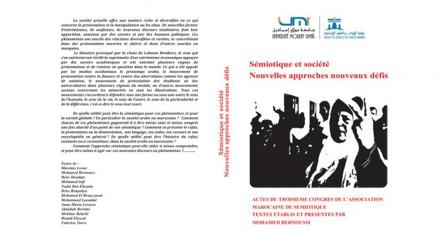 Sémiotique et société : nouvelles approches, nouveaux défis