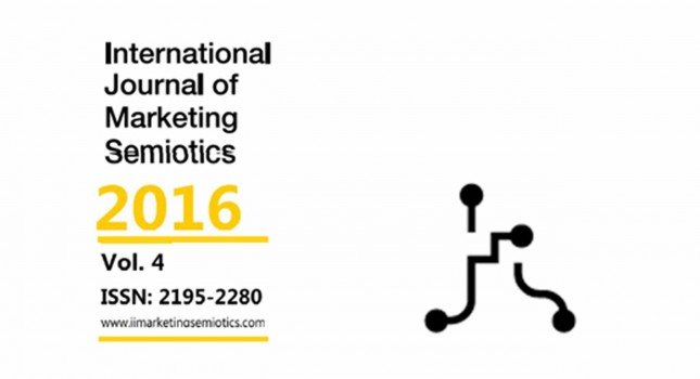CFP: 4th volume of the International Journal of Marketing Semiotics