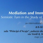 Conference: Mediation and Immediacy, the Semiotic Turn in the Study of Religion