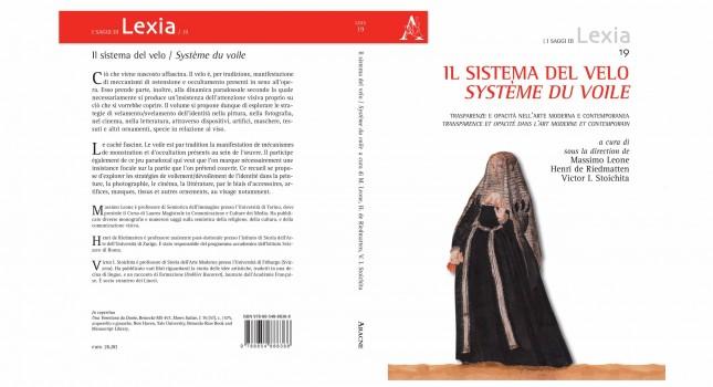 New Book: Il sistema del velo / Système du voile: TRASPARENZE E OPACITÀ NELL'ARTE MODERNA E CONTEMPORANEA