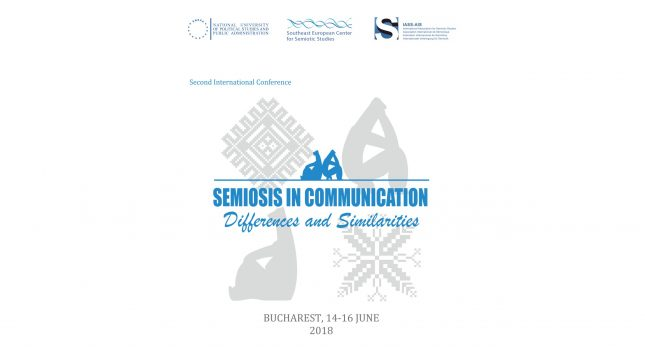 Second CFP – 2nd International Conference Semiosis in Communication: Differences and Similarities