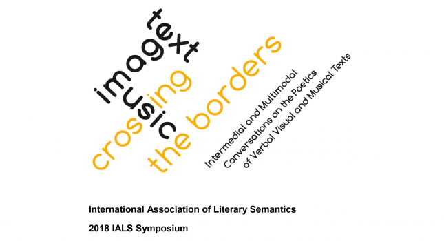 CFP: Text – Image – Music: Crossing the Borders IALS Symposium