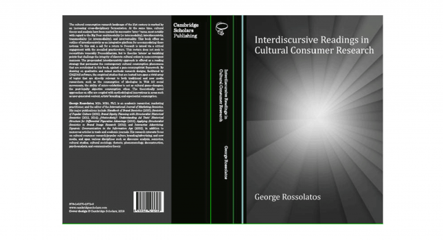 New Book:  Interdiscursive Readings in Cultural Consumer Research