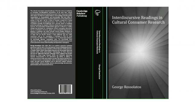 New Book:  Interdiscursive Readings in Cultural Consumer Research
