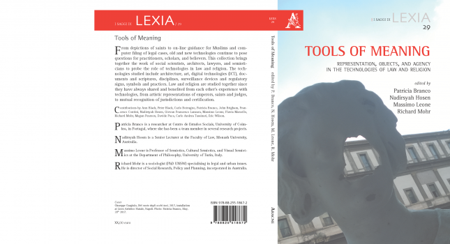 New Book: Tools of Meaning